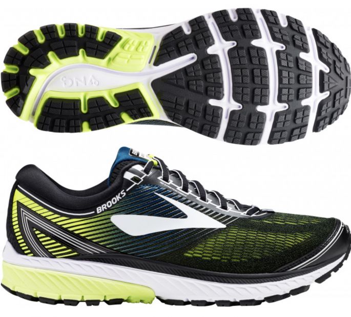 Brooks Ghost 10 Mens Running Shoe.png